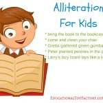 Make Alliteration For Kids AWESOME!!