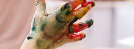 Finger Painting Ideas For Kids