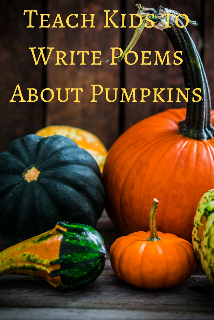 Writing poems about pumpkins can be a fun activity for you and your child during fall. Learn how you can teach your children to write pumpkin poetry