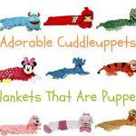 Cuddleuppets As Seen On TV