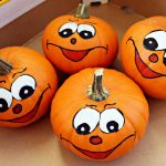 Pumpkin Painting Ideas For Kids