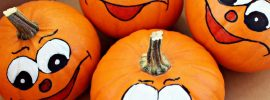 pumpkin painting ideas for kids