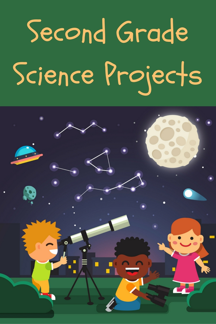 2nd Grade Science Projects