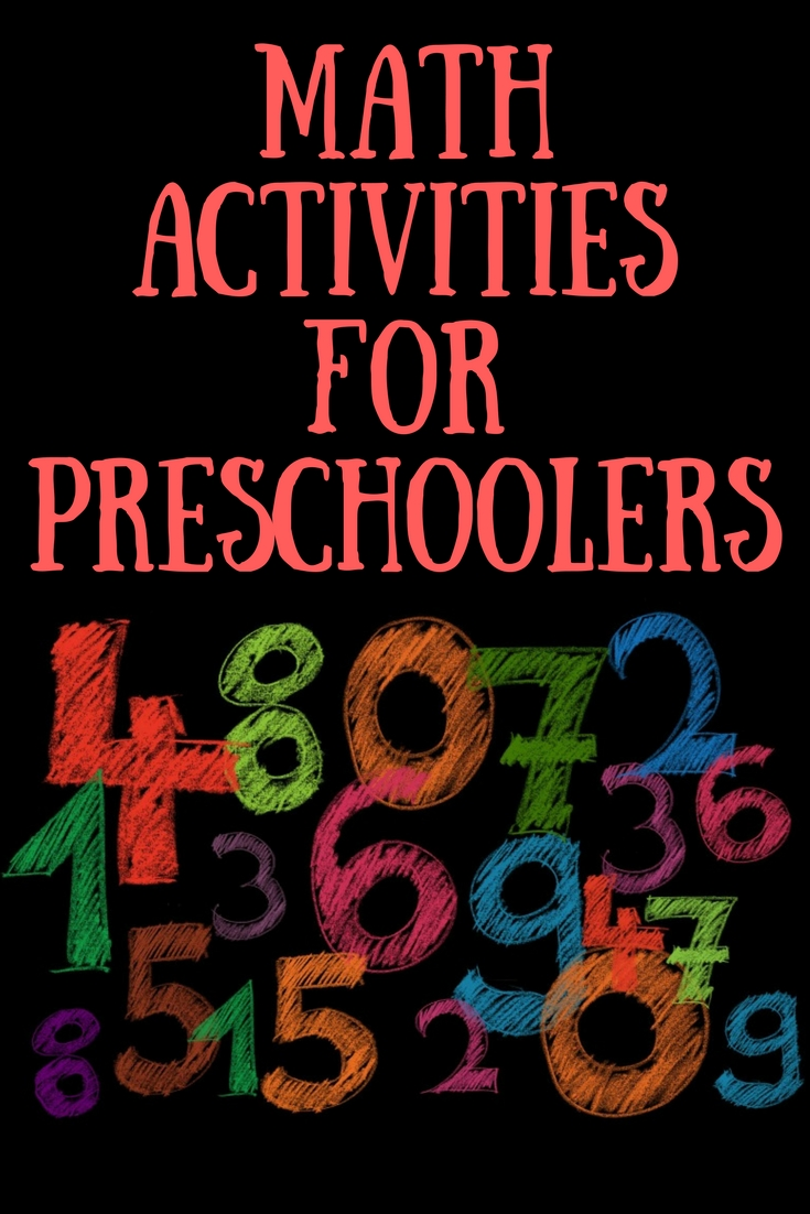 Fun ways to teach your preschoolers math