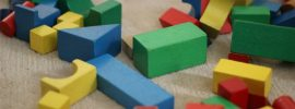 Building blocks make great educational toys for boys