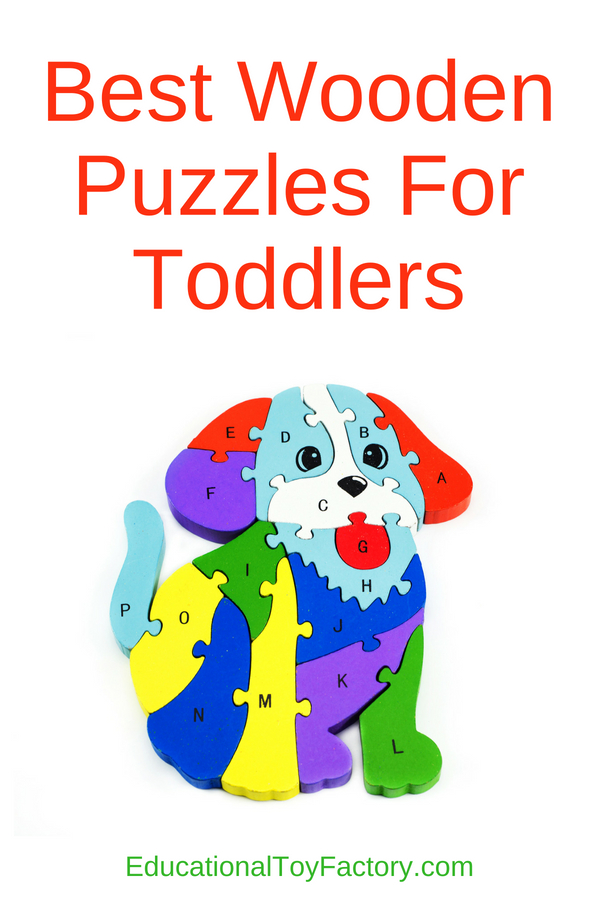 If you're looking for eco friendly wood toys for your young children, there are wooden puzzles for toddlers in all types of shapes: flowers, animals, cars, butterflies and many more. Your kids will have lots of fun matching the wooden pieces of their puzzle. Great activity for boys and girls, and a perfect birthdays gift