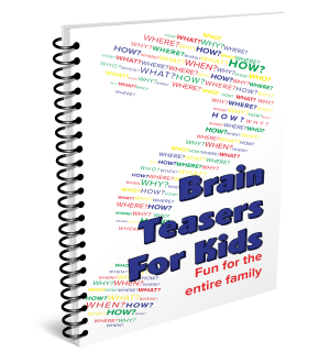Brain teasers for kids ebook