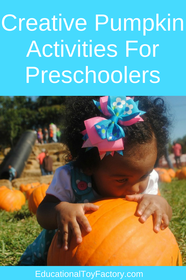 This fall be prepared with some creative pumpkin activities for preschoolers. Use these fun ideas to learn math, practice words, and do some painting. Perfect for kids of young ages: toddlers, kindergarten and first grade.