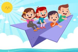 Bernoulli's Principle for Kids - Explaining Lift